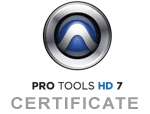 Certified  Pro Tools Operator